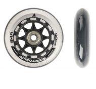 Rollerblade 90mm/84A+SG9+8mmSP, 8vnt.